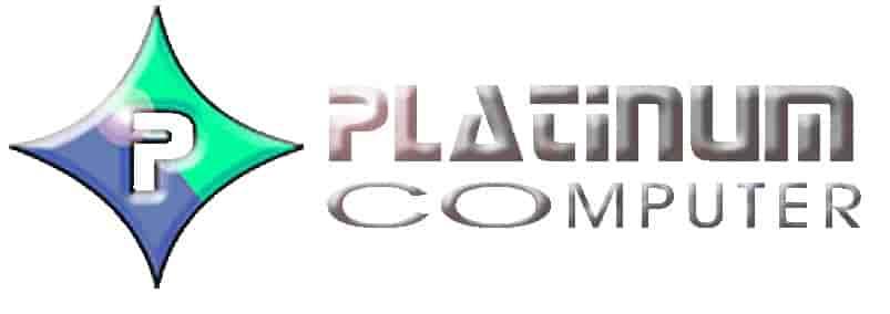 Platinum Computer Logo