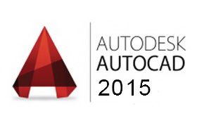 Software autodesk AutoCAD 2015