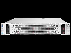 HP ProLiant DL380p Gen8 E5-2640 1P 16GB-R P420i SFF 460W PS Base Server(642107-001)