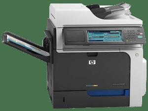 HP COLOUR LASERJET CM 4540MFP
