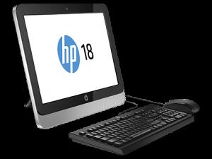 HP 18-5025x All-in-One Desktop PC(E9U99AA)