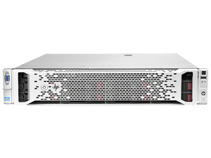 spesifikasi HP ProLiant DL380p Gen8 E5-2620 1P 16GB-R P420i SFF 460W PS Base Server(642120-001)