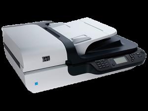 HP Scanjet N6350 Scanner(L2703A)