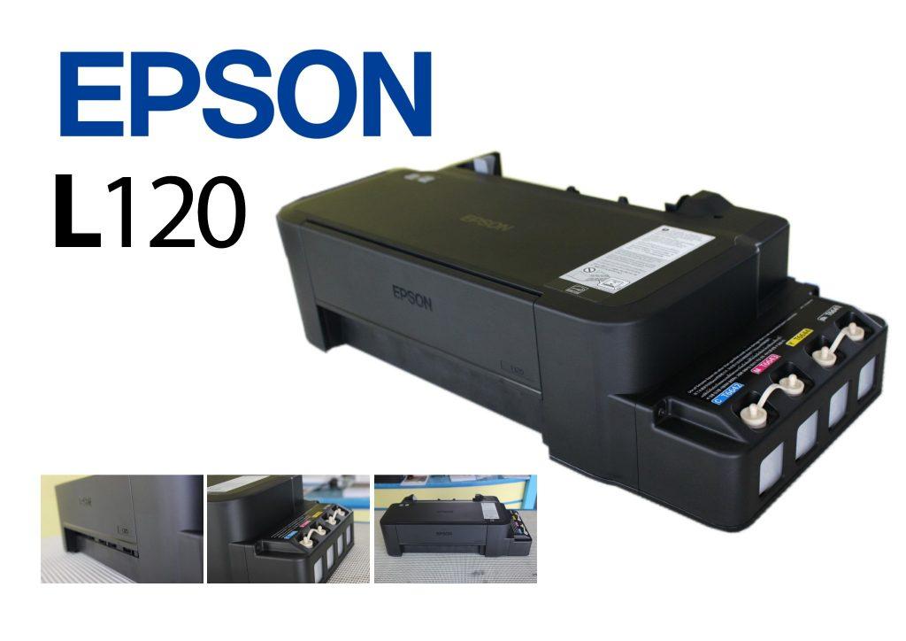 Printer EPSON (L120) - Spesifikasi Dan harga