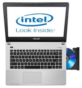 image ASUS-Notebook-X450JN-WX022D-Black