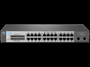 gambar spesifikasi HP 1410-24-2G Switch(J9664A)