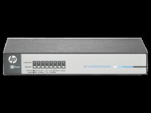 Gambar spesifikasi HP 1410-8 Switch(J9661A)