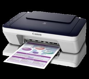 spesifikasi Printer CANON PIXMA E400