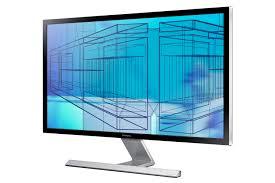 SAMSUNG UHD 4K LED Monitor [U28D590DS]