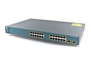 gambar spesifikasi cisco Switch WS-C3560X-24T-S