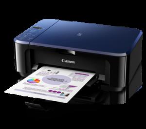 spesifikasi printer canon PIXMA E510