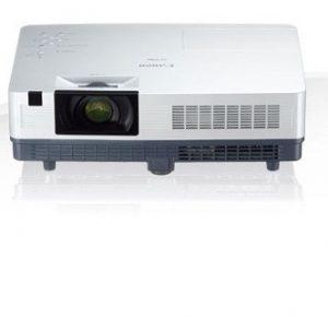 gambar spesifikasi CANON-Projector-LV-7392A