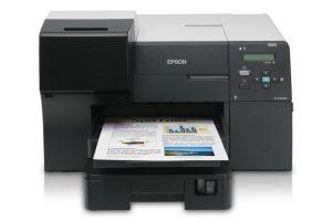 EPSON Printer B510DN