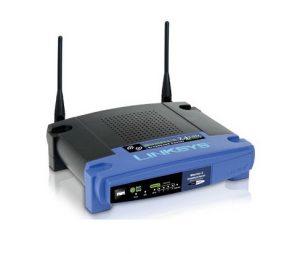 gambar LINKSYS-Wireless-G-Router-WRT54GL-AS