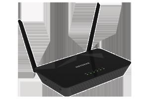 gambar NETGEAR WiFi Modem Router D1500