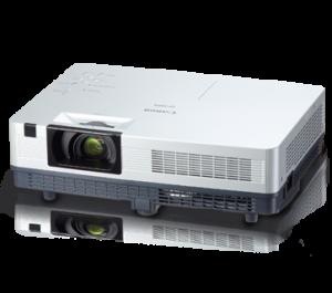gambar spesifikasi Projector CANON LV-7297A