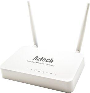 gambar AZTECH Wireless-N AP Router WL889RT4