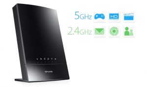 gambar TP-LINK Wireless Dual Band Router Archer C20i (AC750)