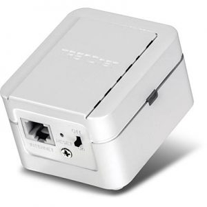 gambar TRENDNET High Power Easy N Range Extender (TEW-737HRE)