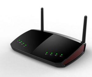 gambar ZTE Wireless N Router (ZXHN E5501)