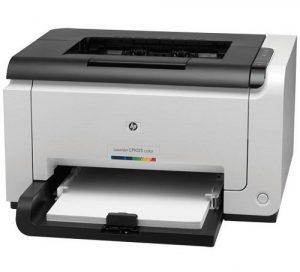 gambar HP LaserJet Pro CP1025 (CF346A)