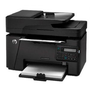 gambar HP LaserJet Pro MFP M127fn CZ181A