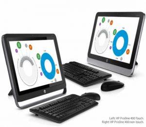 gambar HP Pro One 400