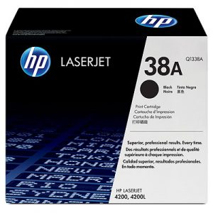 gambar Toner Cartridge HP 38A Black Q1338A