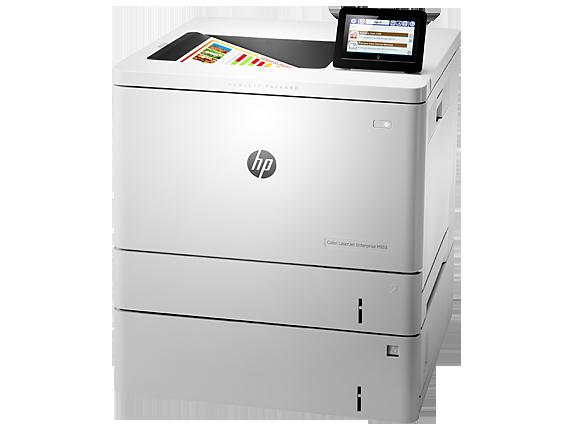 gambar HP Color LaserJet Enterprise M553x (B5L26A)