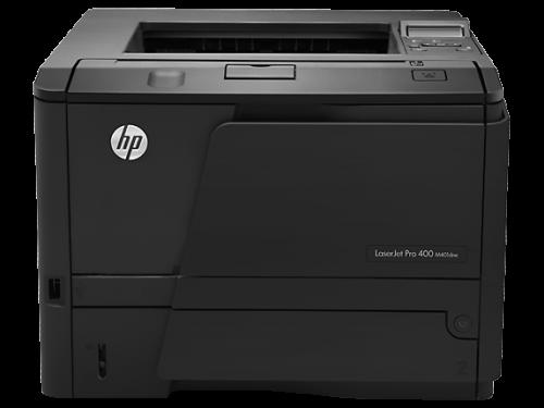 gambar HP LaserJet Pro 400 Printer M401dne