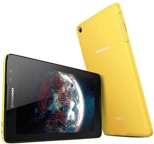 gambar LENOVO A5500 - Yellow