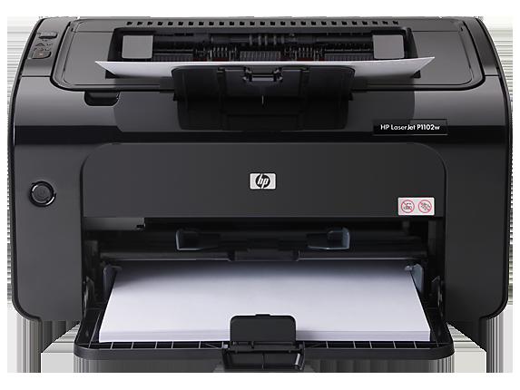 gambar Printer HP LaserJet Pro P1102w (CE658A)