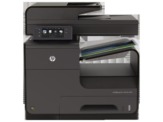 gambar Printer HP Officejet Pro X476dn Multifunction (CN460A)