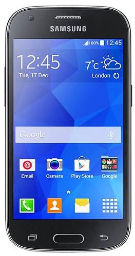 gambar SAMSUNG Galaxy Ace 4 (G316) -Grey