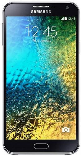 gambar SAMSUNG Galaxy E7 (E700) - Black