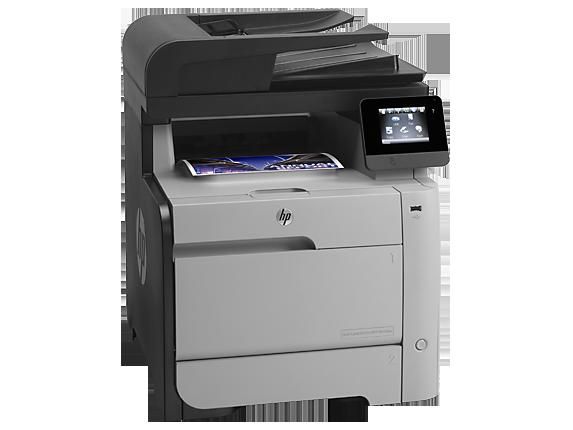 gambar HP Color LaserJet Pro MFP M476dw (CF387A)