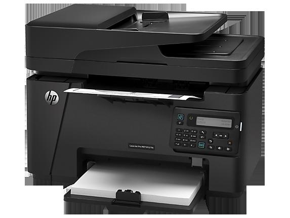 gambar Printer HP LaserJet Pro MFP M127fn (CZ181A)