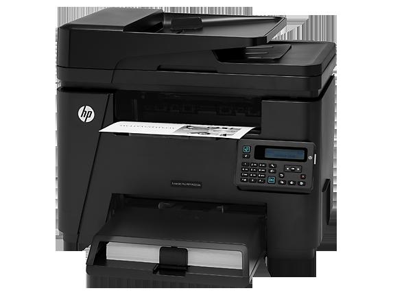 gambar Printer HP LaserJet Pro MFP M225dn (CF484A)