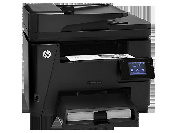 gambar Printer HP LaserJet Pro MFP M225dw (CF485A)