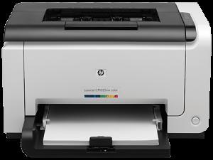 gambar HP LaserJet CP1025 Color Printer (CF346A)