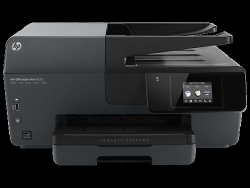 gambar hp officejet 6830 e-all-in-one printer