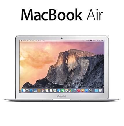 APPLE MacBook Air MJVE2ZP
