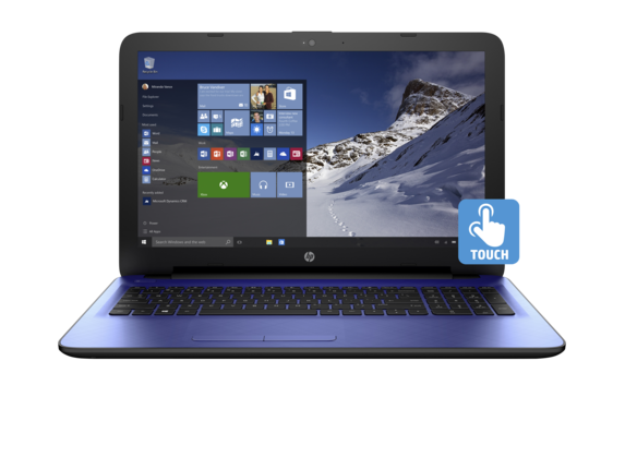 gambar HP 15t Touch Laptop