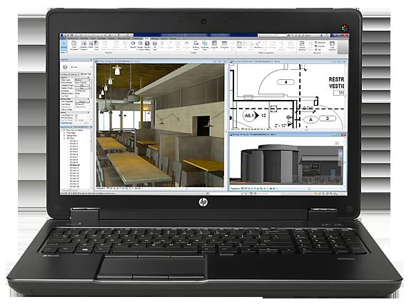 gambar HP ZBook 15 G2 Mobile Workstation