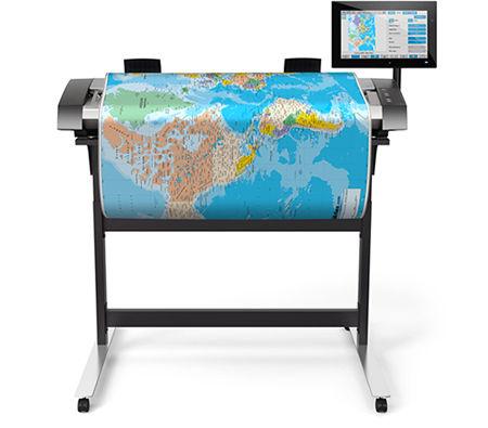 gambar HP DesignJet HD Pro Scanner