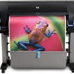 gambar HP DesignJet Z6200 Photo Production Printer