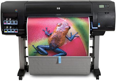 gambar HP DesignJet Z6200 Photo Production Printer