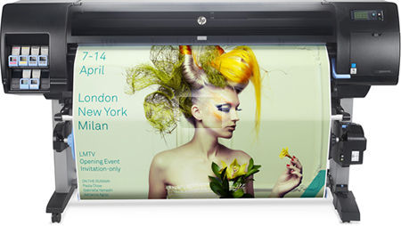 gambar HP DesignJet Z6600 Production Printer