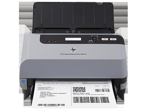 gambar HP Scanjet Enterprise Flow 5000 s2