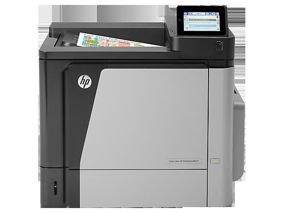 gambar HP Color LaserJet Enterprise M651n